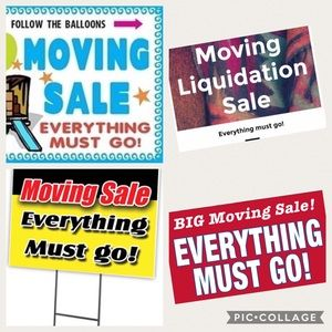 ❗️MAKE AN OFFER MOVING BLOWOUT SALE❗️